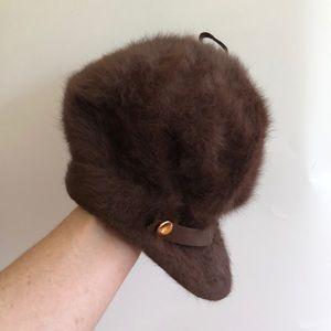Kangol Vintage Angora Hat - Made in England